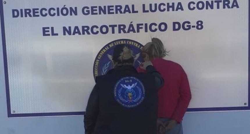 """San Luis: enviaron a prisión a una mujer que regenteaba un """"kiosco"""" de venta de droga"""