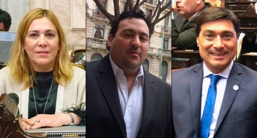 Los diputados acusados de