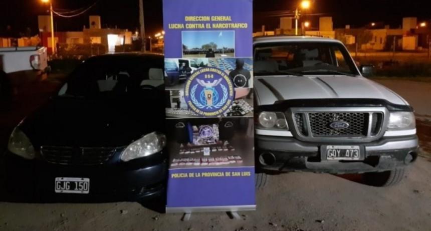 """Villa Mercedes: anularon """"kioscos"""" de drogas"""