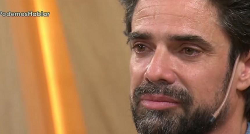 Luciano Castro reveló la charla que tuvo con su hijo por la viralización de sus fotos íntimas
