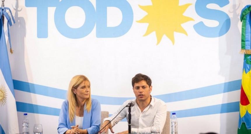 Axel Kicillof anunció su Gabinete con cuatro ex altos funcionarios de Cristina: Berni, Augusto Costa, Gollán y Julio Alak