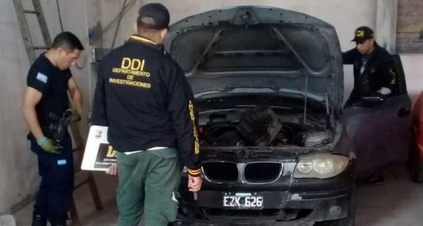 San Luis- Baldecito: secuestraron dos vehículos en distintos procedimientos