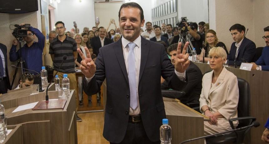 Sergio Tamayo es el nuevo intendente de la ciudad