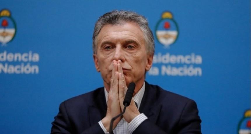 Macri ya no es más presidente: el cambio en sus redes sociales