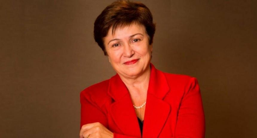 Asumió Alberto Fernández: el saludo de la directora del FMI