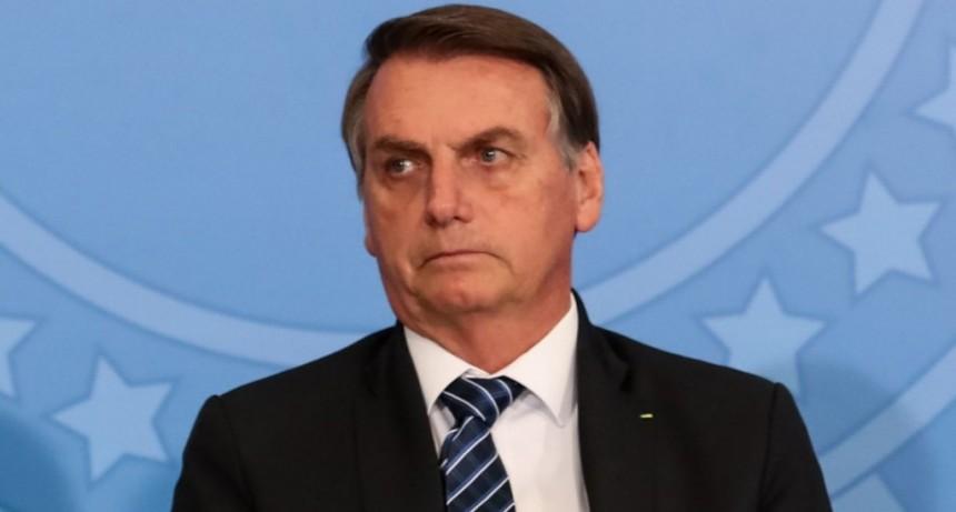 Bolsonaro invitó a Alberto Fernández al Brasil