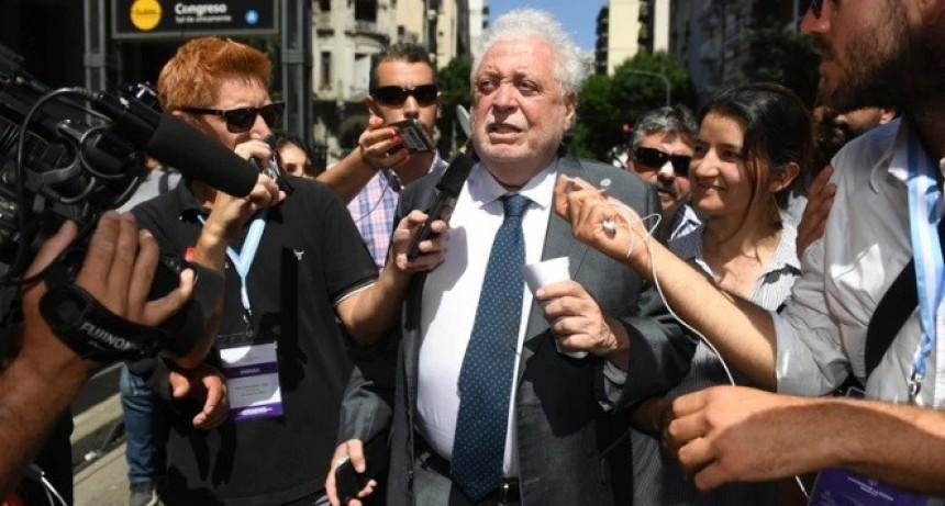 """Ginés González García adelantó que es inminente la restitución del protocolo de aborto no punible: """"El que no lo quiere, quiere que no se cumpla la ley"""""""