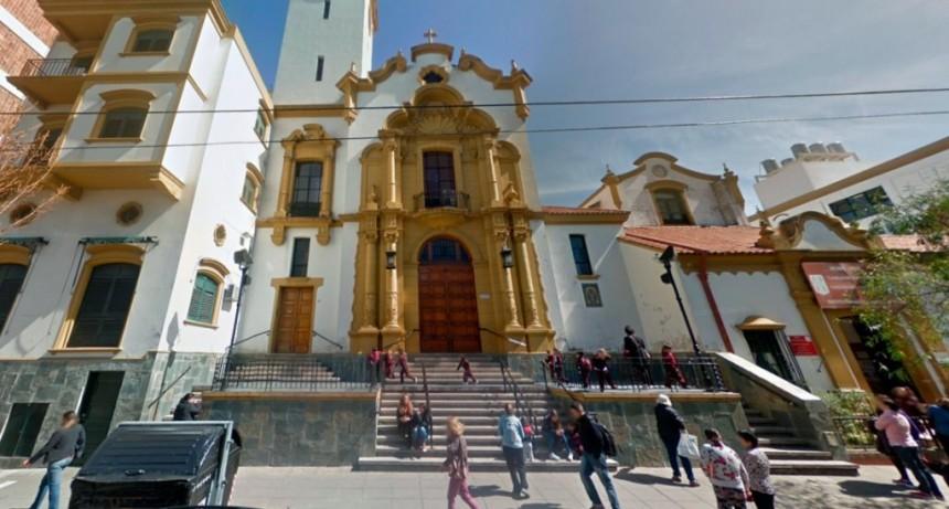 Saavedra: un hombre intentó violar a una mujer en una iglesia