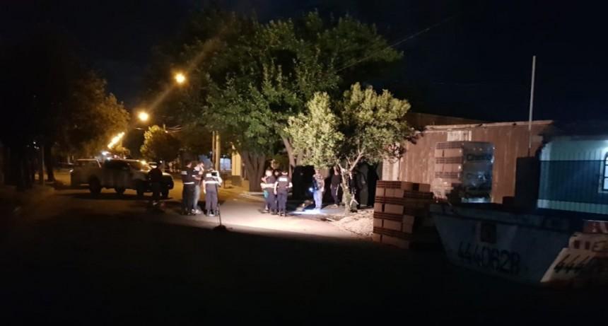 San Luis: un hombre falleció tras recibir un disparo en el pecho