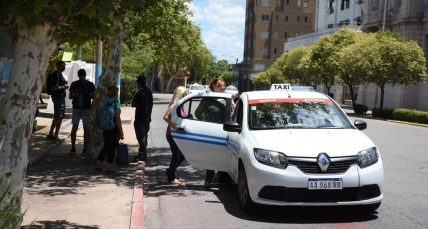 Aumentó un 20% la tarifa del taxi en San Luis