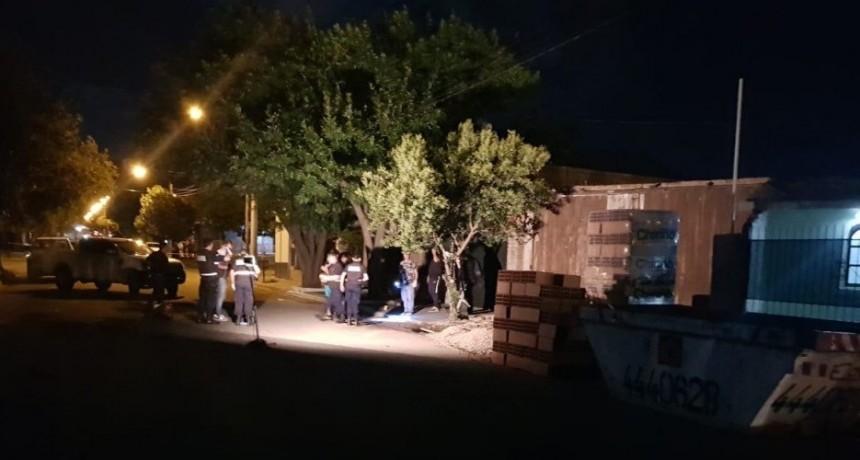 San Luis: detuvieron a un hombre por el asesinato del albañil baleado en el pecho