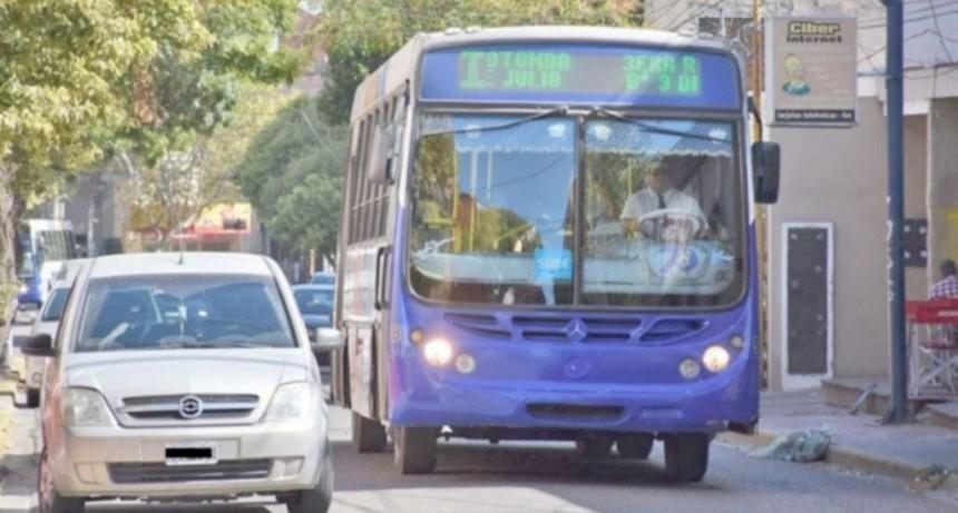 11 días sin transporte: la semana comienza sin colectivos en la ciudad
