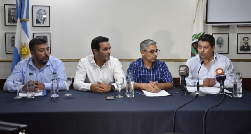 Tamayo convocó extraordinarias y le pidió al Concejo Deliberante que declare la emergencia de la Municipalidad