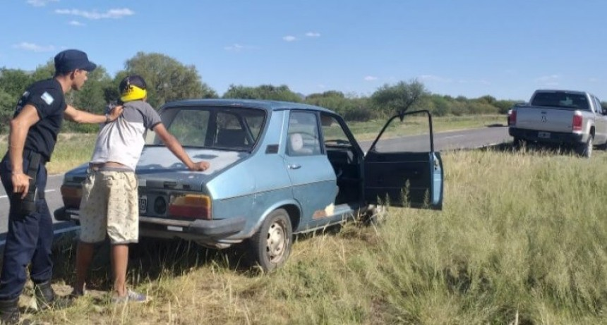 Villa de la Quebrada: detuvieron a un hombre que sustrajo dinero de una camioneta