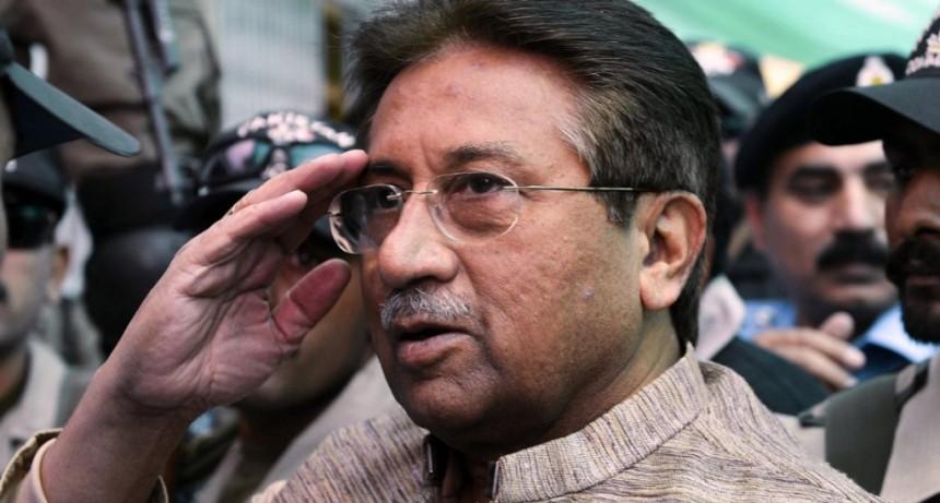 Condenaron a muerte por alta traición al ex dictador de Pakistán