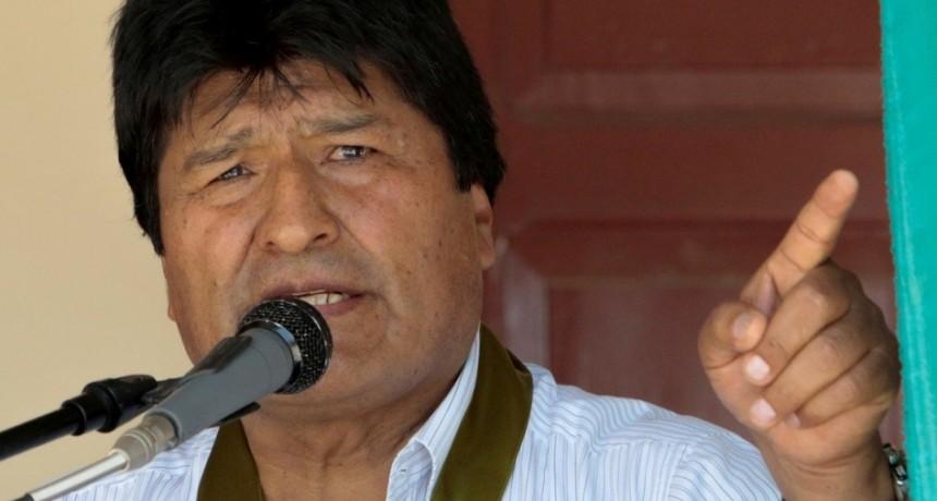 "Evo Morales, tras la orden de arresto: ""No me asusta, es injusta, ilegal e inconstitucional"""