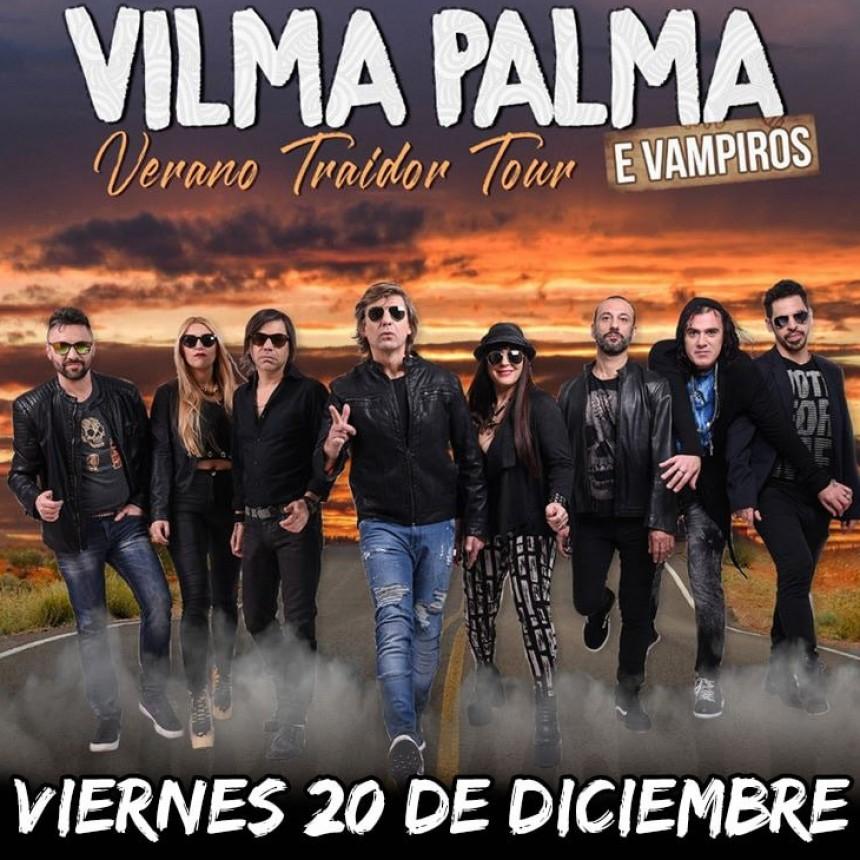 Vilma Palma e Vampiros en San Luis