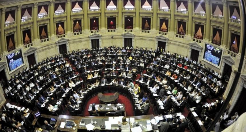 Diputados dio media sanción a la Ley de Solidaridad Social