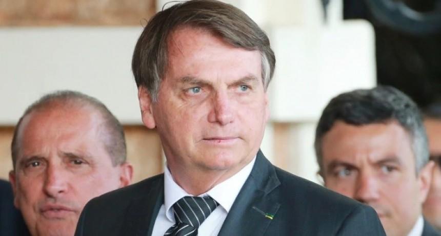 """Jair Bolsonaro cuestionó a Alberto Fernández por refugiar a Evo Morales y por influir en la Justicia: """"Ese escenario nos preocupa mucho"""""""