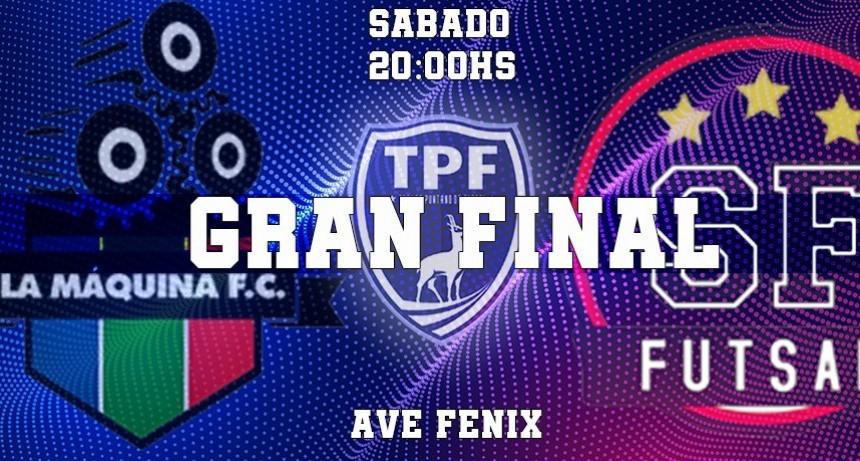 San Fernando y La Máquina definen al campeón del Futsal