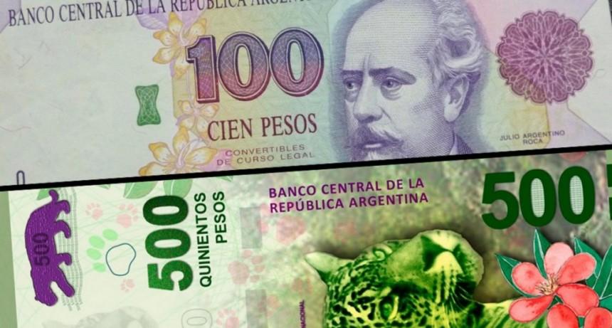 Fin de los animales y uno de mayor denominación: los cambios que se vienen en los billetes