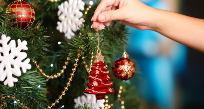 Mejor festejar bajo techo: pronostican una ventosa Nochebuena