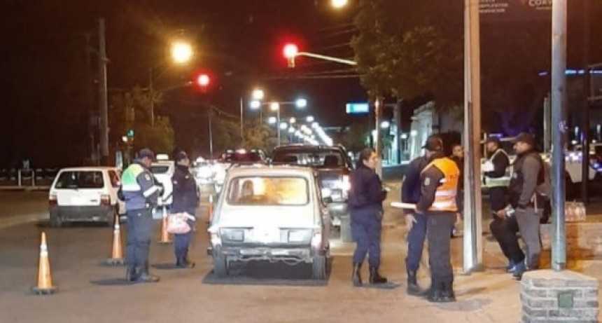 San Luis: más de 245 policías brindaron seguridad en el Operativo Navidad