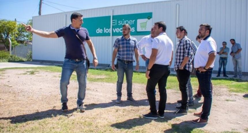 El Gobierno profundizará el apoyo a los pequeños productores de toda la provincia