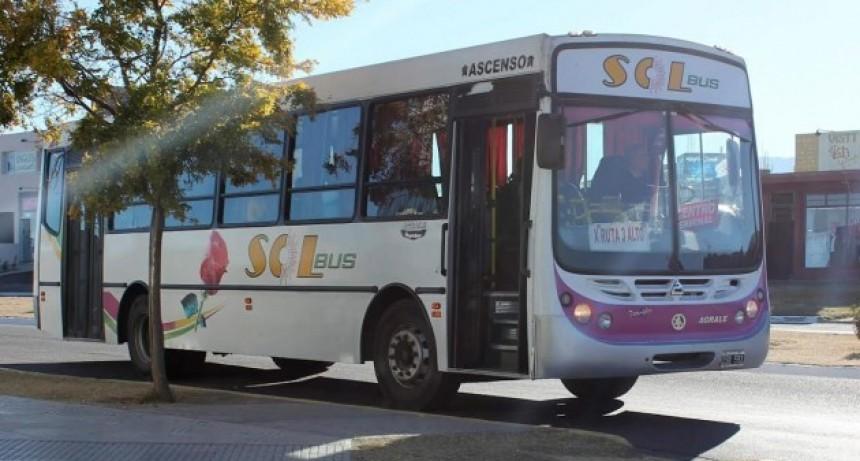 Sol Bus aceptará la CIPE para que puedan viajar pasajeros con certificado de discapacidad incluido en la tarjeta