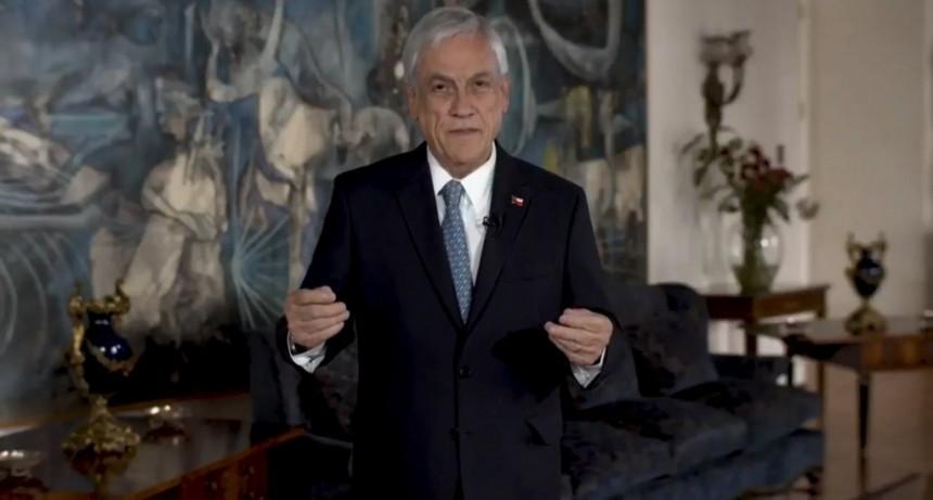 Chile: Sebastián Piñera se retractó por sus dichos sobre los videos de la represión