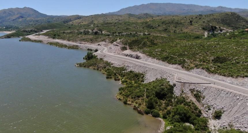 El Gobierno inaugura el Camino de Circunvalación de Cruz de Piedra