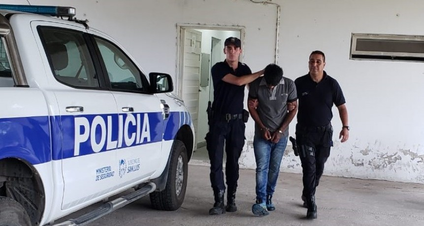 Villa Mercedes: enviaron a la cárcel a un hombre por robar una motocicleta