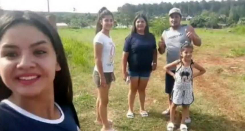 Apareció la familia de Moreno: estaban en un camping de Misiones
