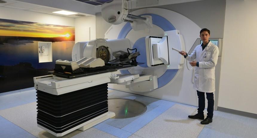 El acelerador lineal ya está al servicio de los pacientes puntanos