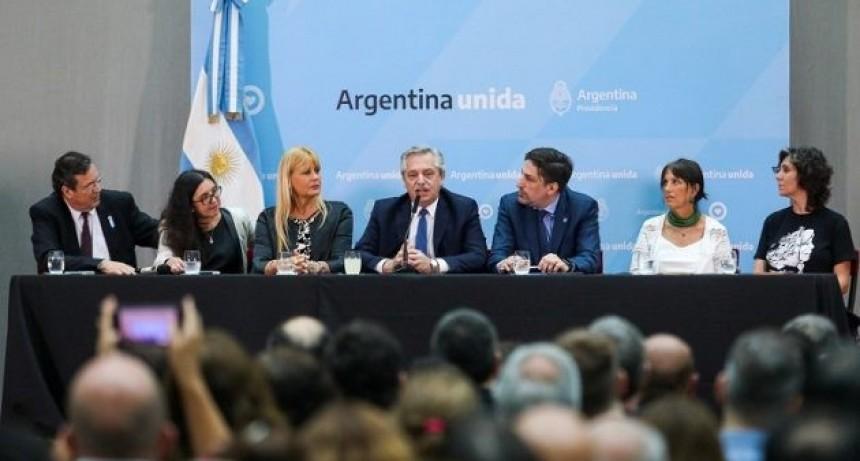 El ministro de Educación de San Luis participó del lanzamiento del Plan Nacional de Lecturas