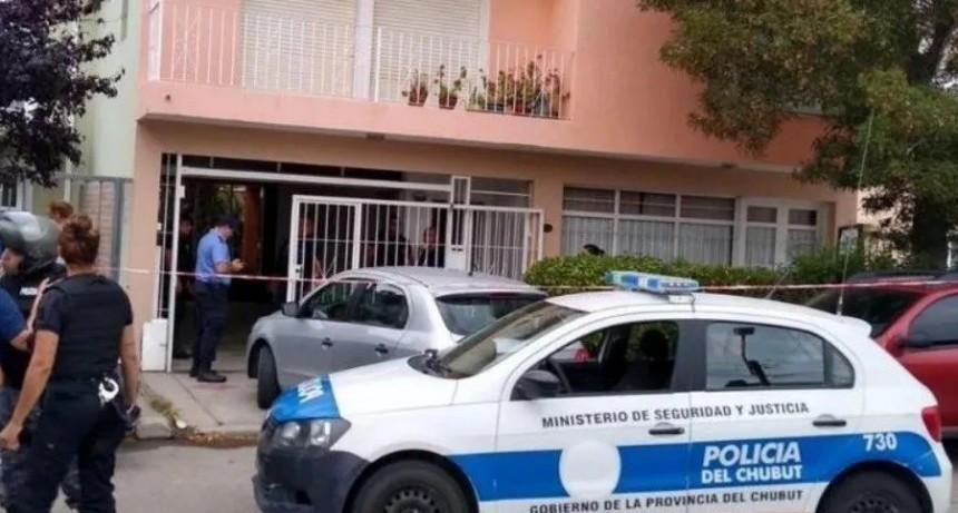 Hallan muerta a una anciana en Puerto Madryn: estaba atada y amordazada