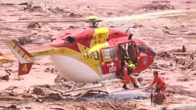 Reventó represa en Brasil: río de lodo arrasó con un pueblo y hay 200 desaparecidos
