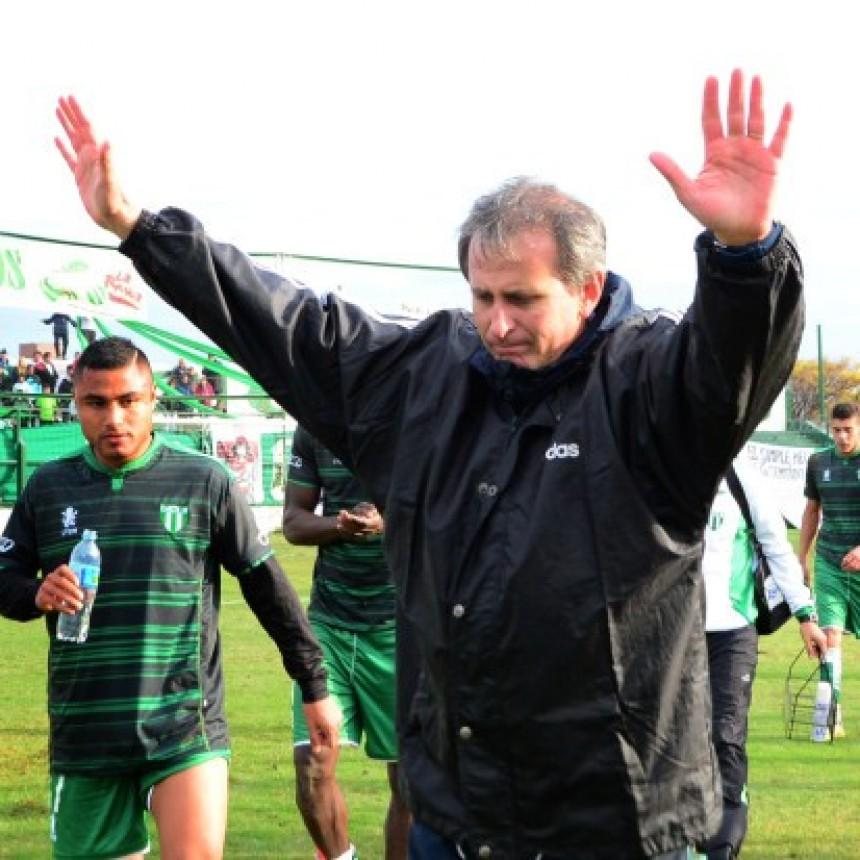 """Arzubialde: """"No hicimos un buen segundo tiempo, lo pudimos haber perdido pero también ganado"""""""