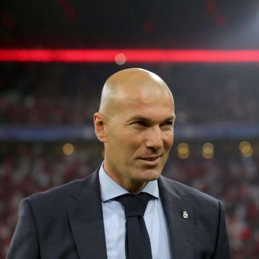 ¿Zidane vuelve al Real Madrid?