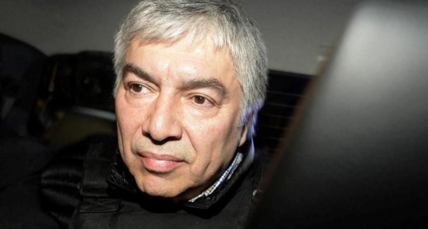 Lázaro Báez seguirá preso en la cárcel de Ezeiza