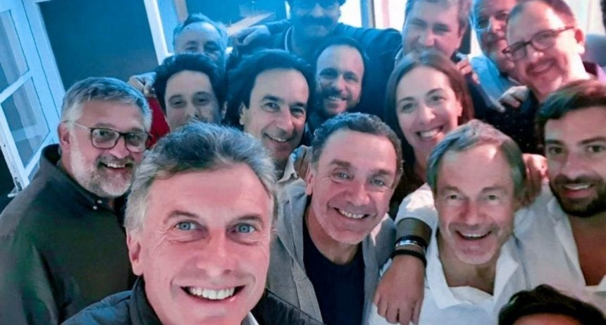 Alineados: Vidal ratificó apoyo a Macri