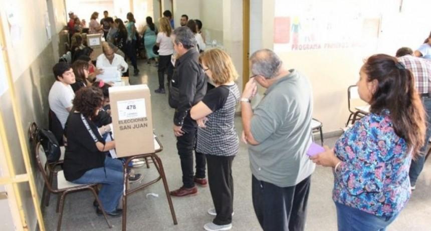 PASO en San Juan: ya se publicaron los primeros resultados