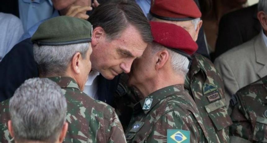 Bolsonaro lo hizo: Brasil celebró el golpe de Estado de 1964