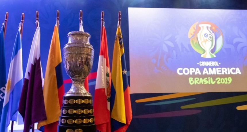 La Conmebol confirmó la Copa América 2020 en Argentina y Colombia