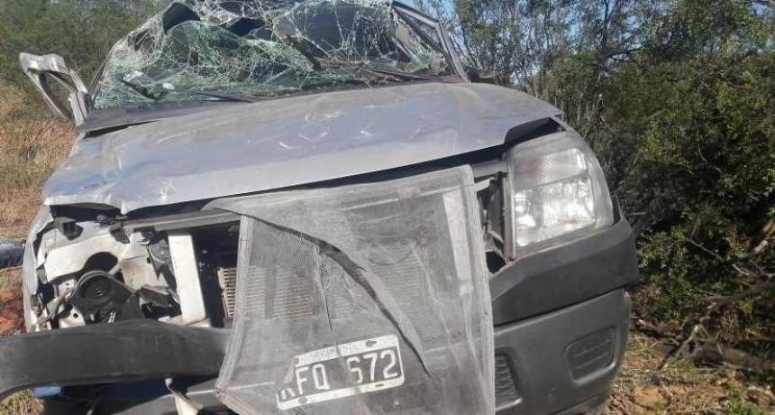 San Luis: un muerto en un trágico accidente en la ruta 20