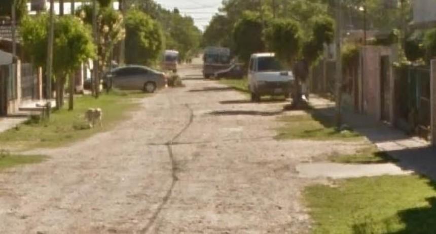 Motoqueros asesinaron a balazos a una piba en sangrienta