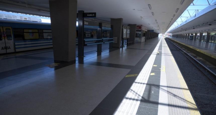 Nueva amenaza de bomba en el tren Sarmiento: el servicio estuvo totalmente interrumpido