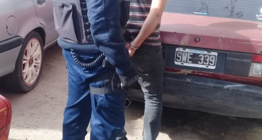 San Luis: golpeó a su mujer y fue detenido