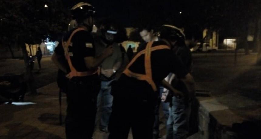San Luis: un hombre detenido por infringir la Ley de Estupefacientes