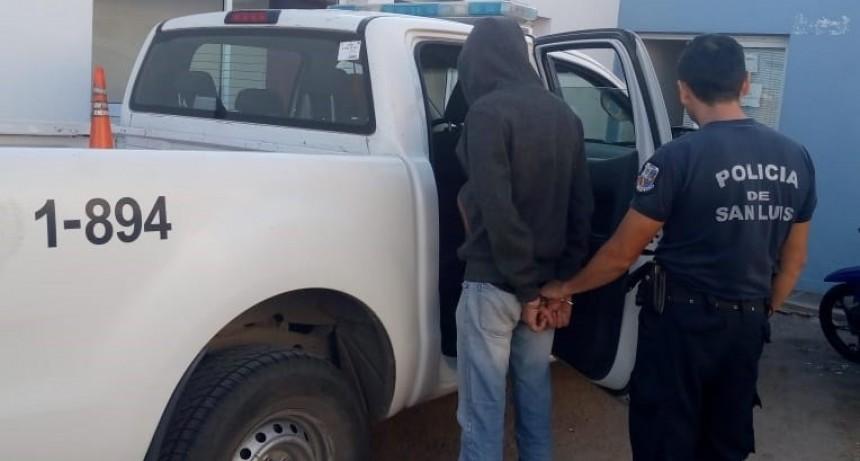 San Luis: Dos hombres fueron enviados a la cárcel uno por robo y otro por hurto
